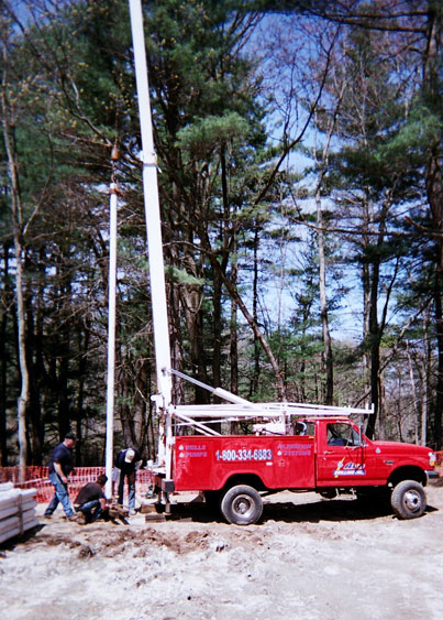 Portable Water Well drilling Rigs  Parts ,Supplies, and Plans